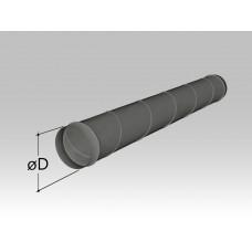 Воздуховод спирально-навивной
