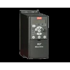 VLT Micro Drive FC 51 0,75 кВт (380 - 480, 3 фазы) 132F0018