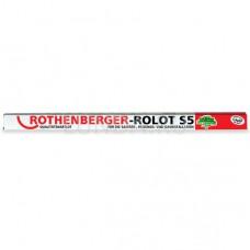 Твердый припой ROLOT S 5, 2 мм Rothenberger (упаковка)